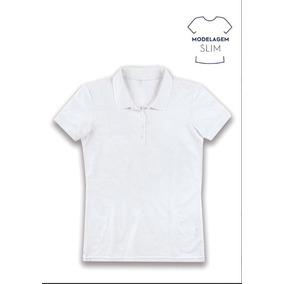 Camisa Gola Polo Feminina Hering - Pólos Manga Curta Femininas no ... 5bbd87c058567