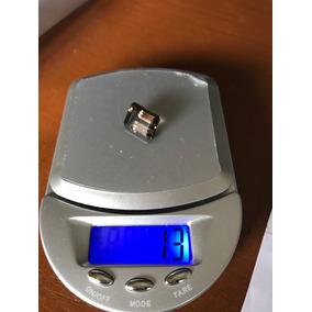 Quartzo Fumê Retangular Lapidado -6,5 K