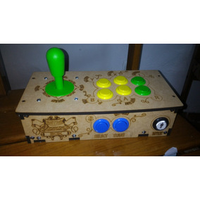 Fliperama Bancada Arcade Para Ps1 E Ps2 Para 1 Jogador