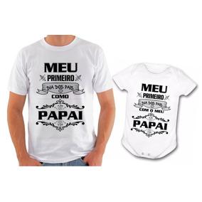 Camiseta Personalizada Com Foto E Frase Dia Dos Pais Calçados