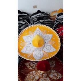 Original Sombrero Charro Mexicano Adulto daffacef382