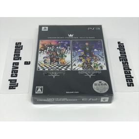 Kingdom Hearts Hd 1.5+2.5 Remix Starter Pack Ps3