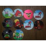 Tazos Angry Birds ( 2 Mil Unidad)
