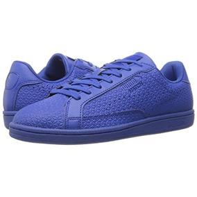 Tenis Sneaker Puma Match Emboss M 29 Mx 11 Us Moda Fashion