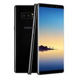 Galaxy Note 8 Duos Samsung Sm-n950fd 64gb Preto Seminovo