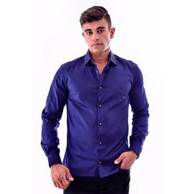 bf3fd6270 Maravilhosa Camisa Da Forum Estampada Tamanho G - Camisa Social ...