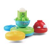 Juguete Para Bañadera Bebe Paraíso De Animales Zippy Toys