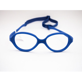 Óculos Infantil Miraflex Silicone 6 A 9 Anos Baby One 2