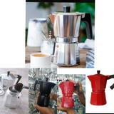 Cafetera De Moka Espress Italiano 2.3,6,9,12 Tz