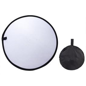 Rebatedor E Difusor Circular 5 Em 1 Com 60cm + Bolsa