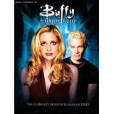 Buffy: A Caça Vampiros - As 7 Temporadas Dublado + Encarte.
