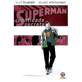 Superman: Identidade Secreta (4 Edições) Panini