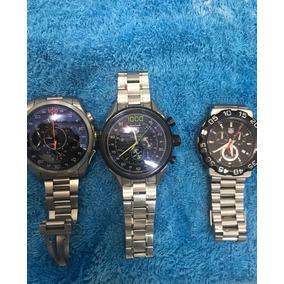 cc630e9b596 Relogio Tag Heuer Replica De Luxo Masculino - Relógios De Pulso no ...