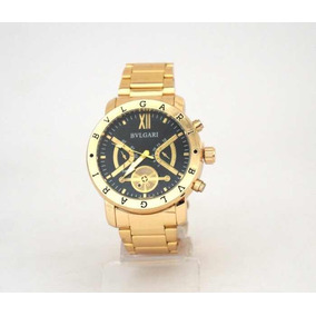 733f63a3d1c Bvlgari Iron Man Preto - Relógios De Pulso no Mercado Livre Brasil