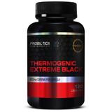 Termogenico Extreme Black Probiótica Premium 120 Cápsulas