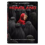 Dvd: Homeland Temporada 4 **encargo**
