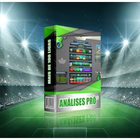 Trader Esportivo - Análises Prò 2.0 Analise De Gols