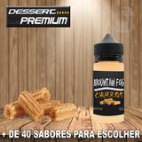 Essência Liquida Cigarro Eletrônico Premium 0mg 30ml Smok