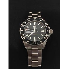 96352589d7a Relógio Tag Heuer Aquaracer 500m Automático Calibre 5 - Relógios De ...