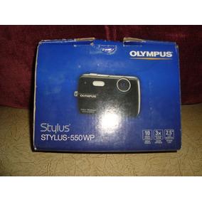 Camara Olympus Stylus 550wp 10mp A Prueba De Agua