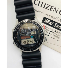 540e3725894 Citizen Windsurf D060 Black Aqualand - Relógios De Pulso no Mercado ...