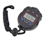 Cronômetro Digital Relógio Alarme Data Hora Prova D