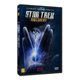 Série Star Trek Discovery Primeira Temporada Completa