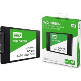 Ssd 240 Gb Wd Green 2.5´ 240gb 7mm + Nf