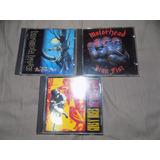 Iron Maiden, Motorhead, Guns And Roses, Cds Importados