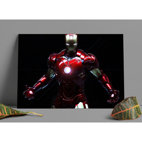 Poster Homem De Ferro Marvel A3