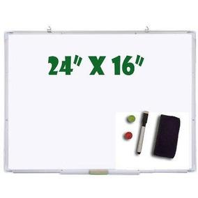 24 X 16 - Oficina Pro Magnético Dry Erase Board Rotul-2417