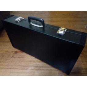 Hard Case Pedais Pedalboard Pedaleira 60x30x12 Cm