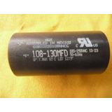 Capacitor - Capacitador Arranque 108-130 Mf 220v
