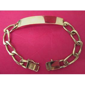 7a3be54062b2 Esclavas De Oro 14 Kilates Hombre - Joyas y Relojes en Mercado Libre ...