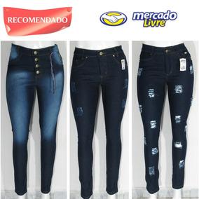 0feb5a012 Calca Jeans Feminina Colcci Atacado - Calças Jeans Feminino Amarelo ...