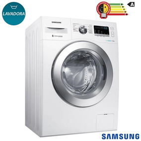 Lavadora Roupas 11kg Samsung Branca Lavagem Ww11j44530w