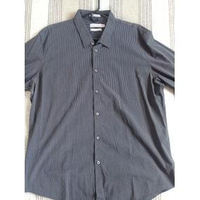 100b62aa87eef Camisas Calvin Klein Originales - Ropa