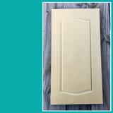 Puerta Bajo Mesada Mdf Para Muebles De Cocina 25x60 Barbara