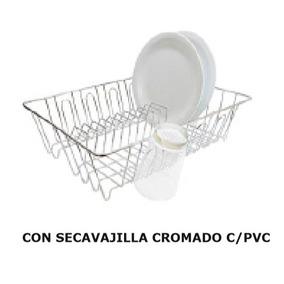 Escurridor De Platos De Metal - Secaplatos en Mercado Libre Argentina 8b5113d068eb