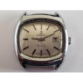 a5b2db991dd Relogio Antigo Tissot A Corda - Relógios no Mercado Livre Brasil