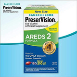 Preservision Areds 2 Eye Vitamin & Mineral Supplement 210