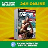 Far Cry 3 - Pc + Boood Dragon Português + Dlc - Envio 0