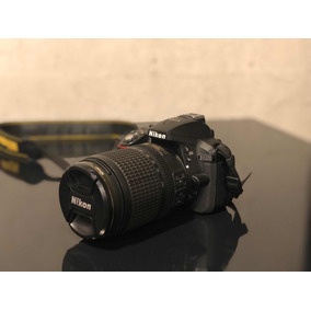 Câmera Digital Nikon D5300 Dslr 24.2mp 18-140mm As-f Vr