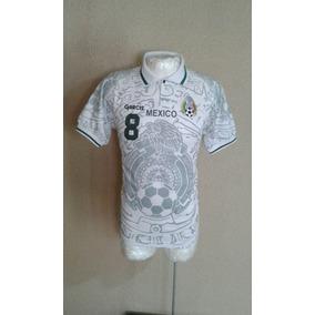 Camisa De La Seleccion Mexicana Garcis en Mercado Libre México bb8cebbc25af8
