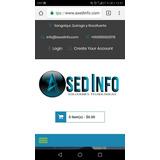 Servicios Web Pagina Ssl Correo Hosting + Sistema De Ventas