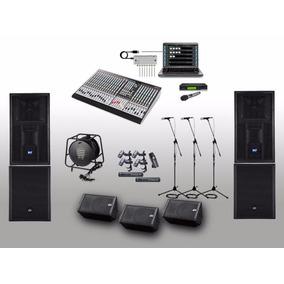 Sonido Vivo Multirack Consola Digital Y Analogica