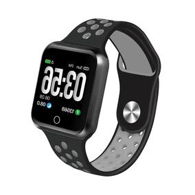 Relogio Smartwatch Cinza - Relógios De Pulso no Mercado Livre Brasil 1323419850