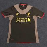 Camisa Liverpool 2012/13 - Skrtel - Warrior