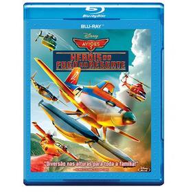 Aviões 2 - Heróis Do Fogo Ao Resgate - Blu-ray