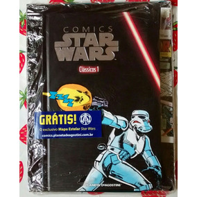 Comics Star Wars Vol 1 Novo Lacrado